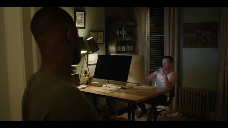 Apple iMac Computer Used by Andrew Scott as Tobin in Modern Love Season 1 Episode 7 Hers Was a World of One (1)