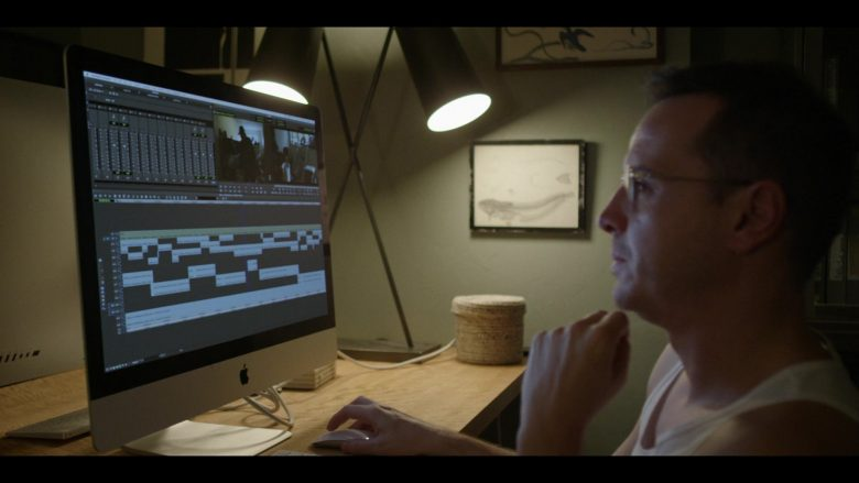 Apple iMac Computer Used by Andrew Scott as Tobin in Modern Love Season 1 Episode 7 Hers Was a World of One (2)