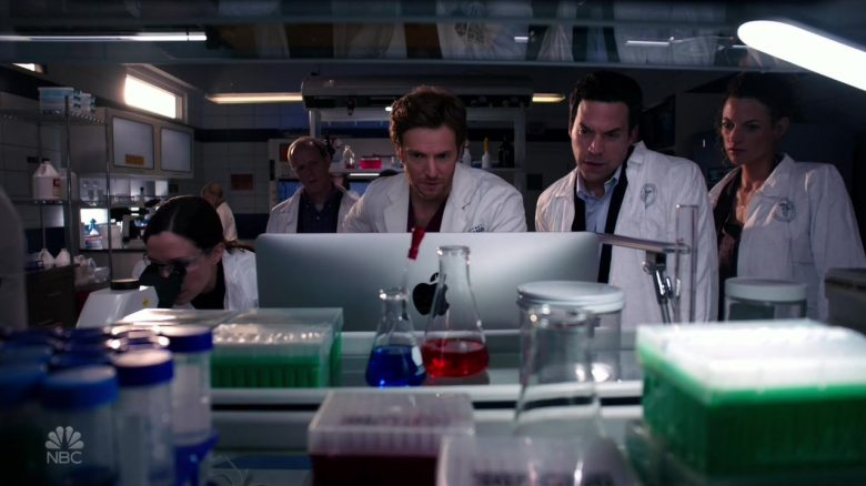 "Apple iMac Computers in Chicago Med Season 5 Episode 4 ""Infection, Part II"" (2019) - TV Show Product Placement"