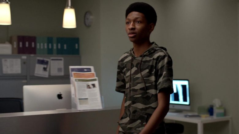 Apple iMac Computers in Empire - Season 6, Episode 2, Got on My Knees to Pray (2019) TV Show
