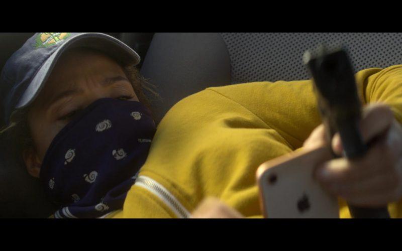Apple iPhone Smartphone Used by Carmen Ejogo as Katrina Ridgeway in Rattlesnake (3)