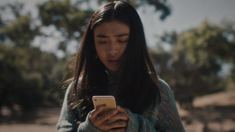 Apple iPhone Used by Brianne Tju as Alex Portnoy in Light as a Feather (1)