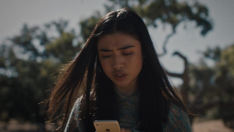 Apple iPhone Used by Brianne Tju as Alex Portnoy in Light as a Feather (3)