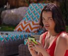 Apple iPhone Used by Midori Francis in Good Boys (2019)