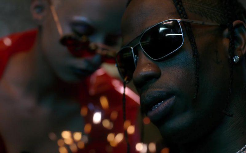 Arnette Sunglasses Worn by Travis Scott in Highest in the Room (4)