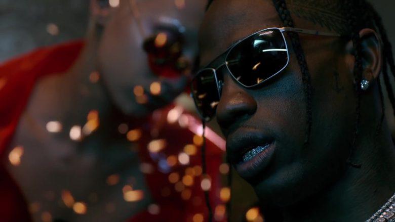 Arnette Sunglasses Worn by Travis Scott in Highest in the Room (5)