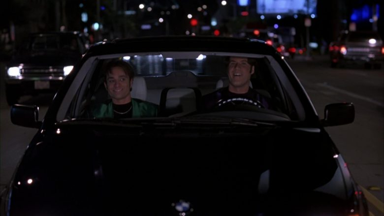BMW 3 [E36] Car Used by Will Ferrell as Steve Butabi & Chris Kattan as Doug Butabi in A Night at the Roxbury (1998) - Movie Product Placement