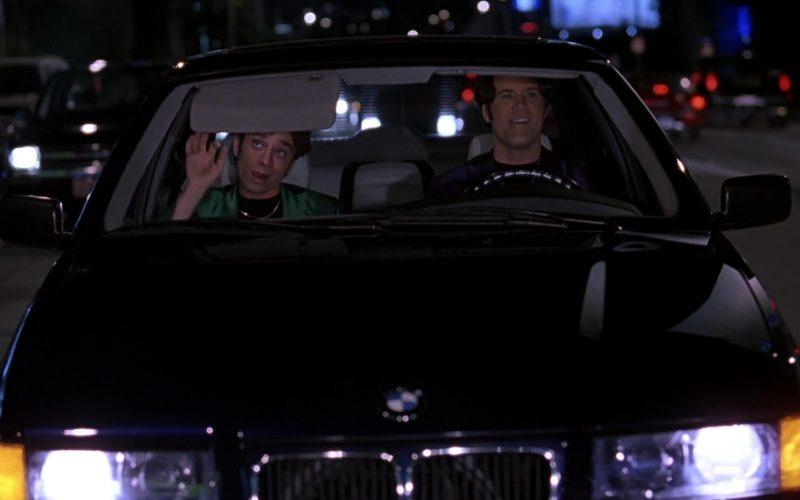 BMW 3 [E36] Car Used by Will Ferrell as Steve Butabi & Chris Kattan as Doug Butabi (2)