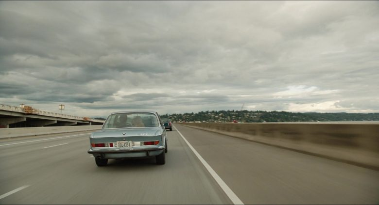 BMW 3.0 CSI Car in The Art of Racing in the Rain (2019) Movie
