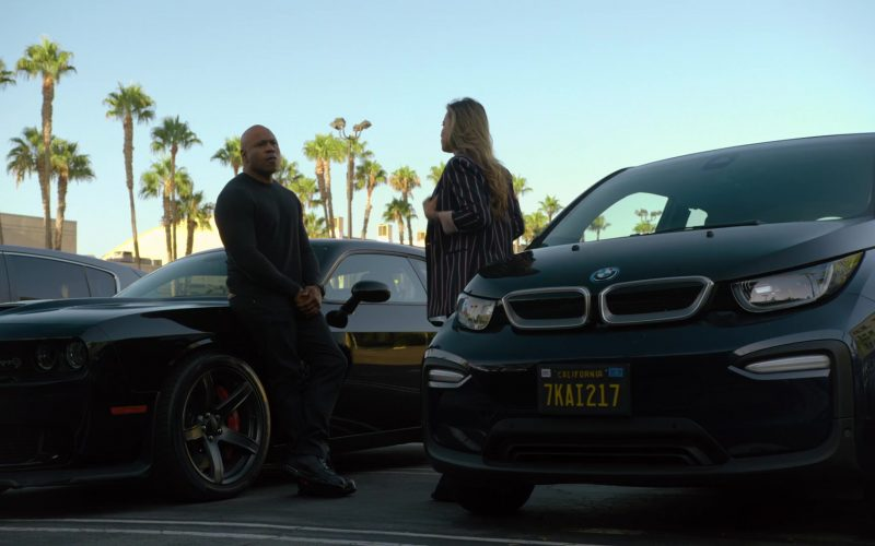 BMW i3 Car in NCIS Los Angeles Season 11 Episode 5 Provenance