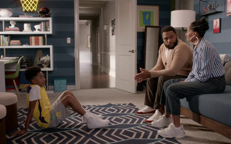 Balenciaga Sneakers Worn by Tracee Ellis Ross as Dr. Rainbow 'Bow' Johnson in Black-ish