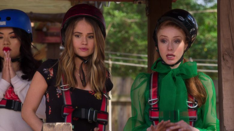 Bell Helmet in Insatiable Season 2 Episode 2 (1)