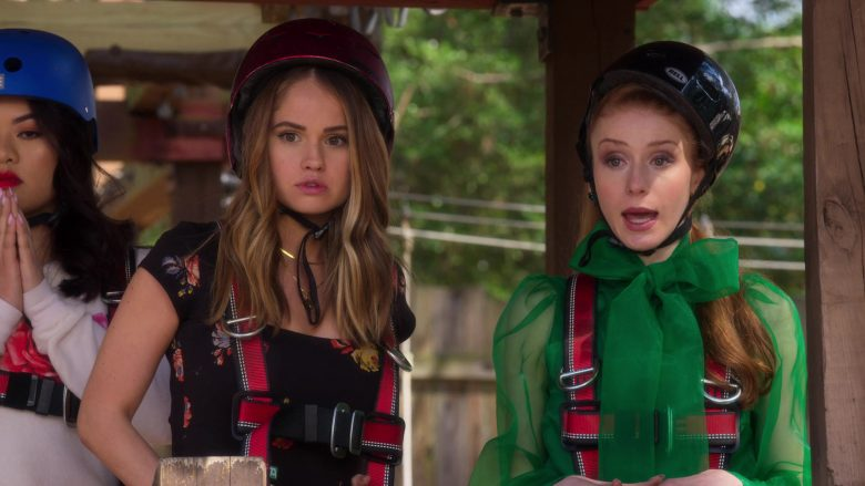 Bell Helmet in Insatiable Season 2 Episode 2 (2)