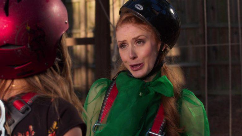 Bell Helmet in Insatiable Season 2 Episode 2 (3)