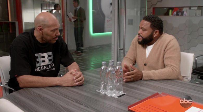 Big Baller Brand T-Shirt in Black-ish Season 6 Episode 4 (1)