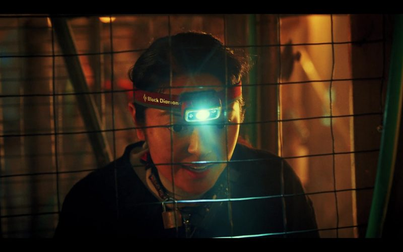 Black Diamond Equipment Headlamp in Daybreak Season 1 Episode 4