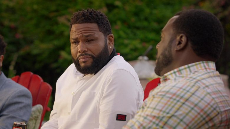 Blackberry White Shirt Worn by Anthony Anderson as Dre Johnson in Black-ish Season 6 Episode 5 (3)
