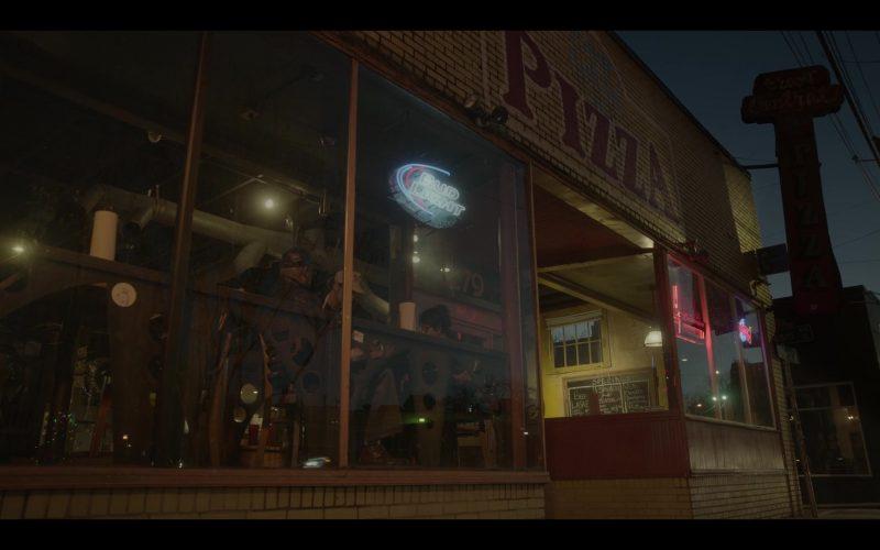 Bud Light Beer Neon Sign in Raising Dion