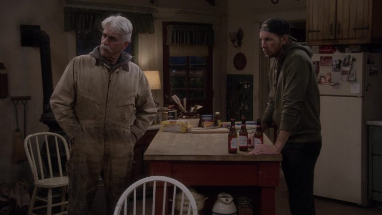 """Budweiser Beer in The Ranch Season 4 Episode 9 """"Welcome to the Future"""""""