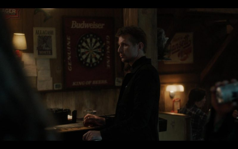 Budweiser Poster in Castle Rock Season 2 Episode 4 Restore Hope