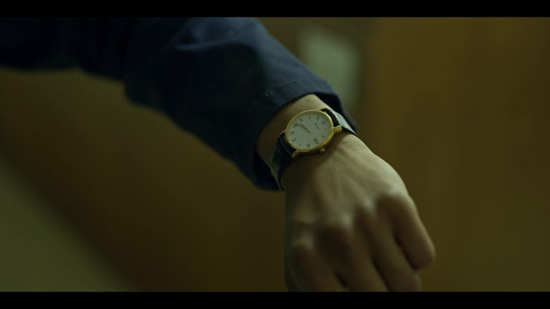 "Bulova Men's Watch in Wu-Tang: An American Saga Season 1 Episode 9 ""I Declare War"" (2019) - TV Show Product Placement"
