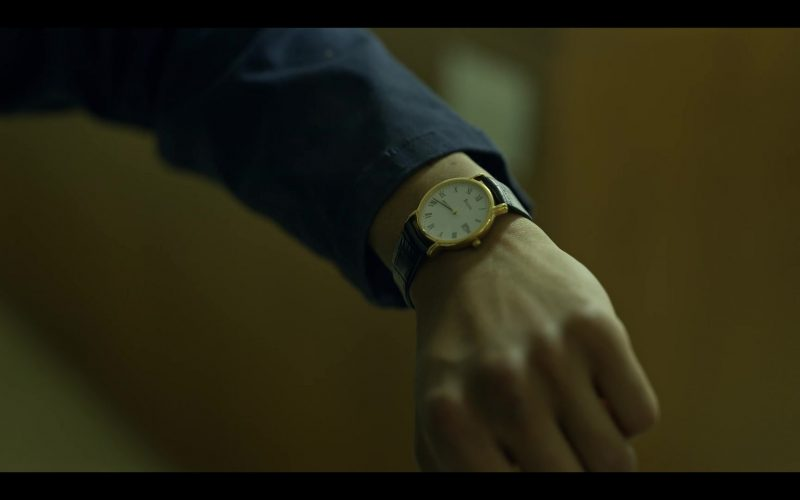 Bulova Men's Watch in Wu-Tang An American Saga