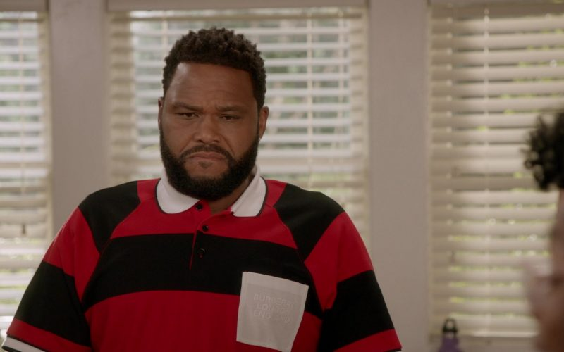 Burberry Shirt Worn by Anthony Anderson as Andre Johnson in Black-ish