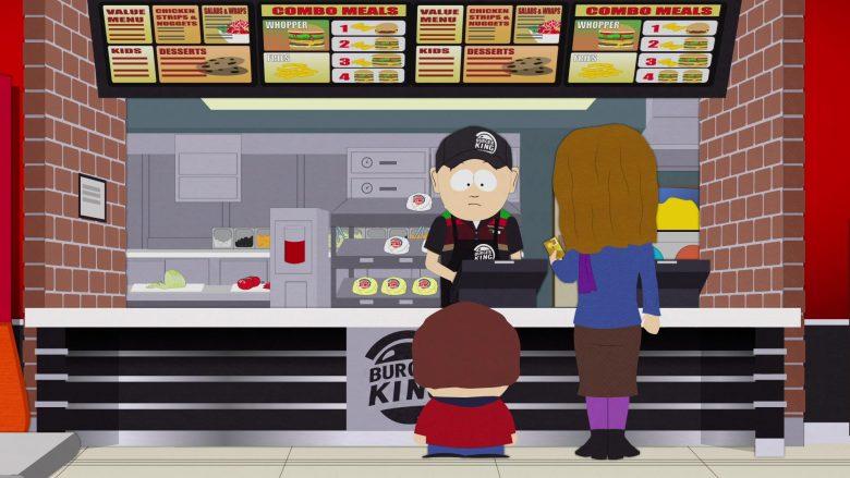 Burger King Restaurant in South Park Season 23 Episode 4 (1)