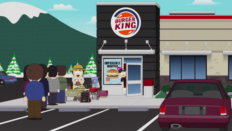 Burger King Restaurant in South Park Season 23 Episode 4 (3)
