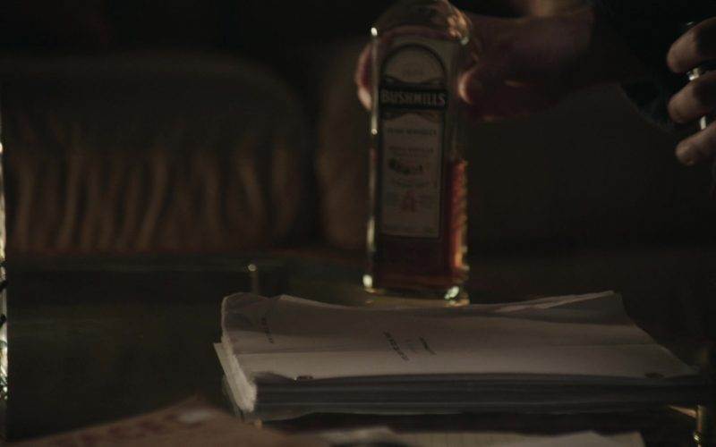 Bushmills Whiskey Enjoyed by Ray Romano as Rick Moreweather in Get Shorty Season 3 Episode 3 (1)