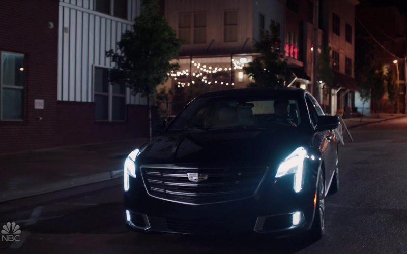 Cadillac Car in Bluff City Law