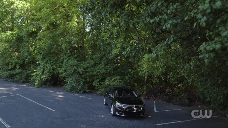 Cadillac Car in Dynasty Season 3 Episode 3 Wild Ghost Chase (2019)