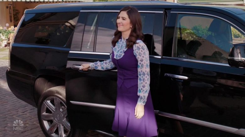 Cadillac Escalade Cars in The Good Place (2)