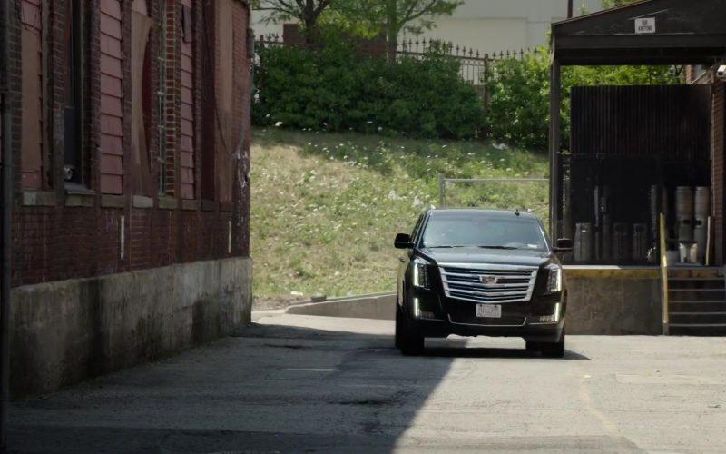 Cadillac Escalade SUV in The Blacklist (1)