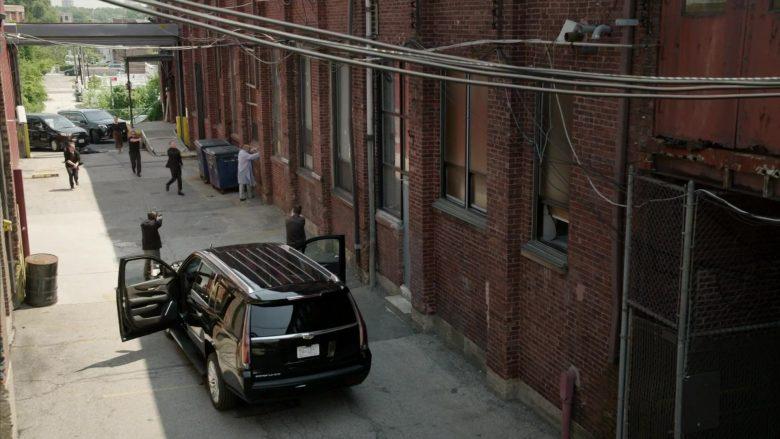 Cadillac Escalade SUV in The Blacklist (2)
