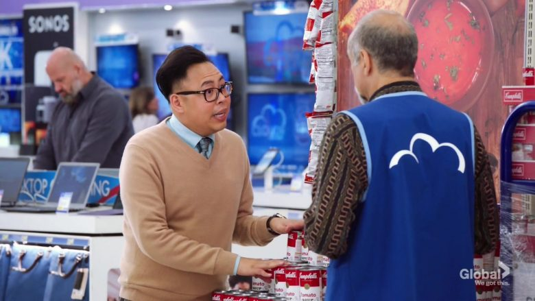 Campbell's Tomato Soups in Superstore Season 5 Episode 3 Forced Hire (2)