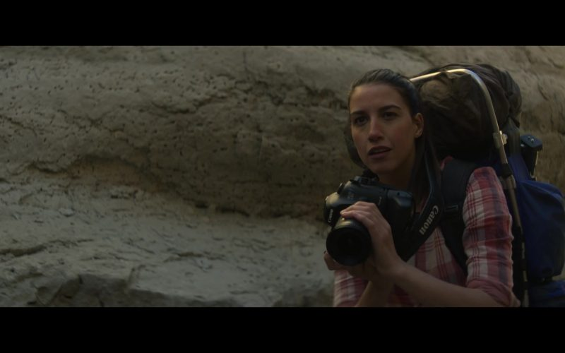 Canon Camera in Rattlesnake (5)