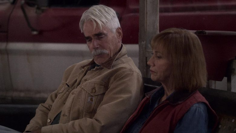 "Carhartt Jacket Worn by Sam Elliott as Beau Roosevelt Bennett in The Ranch Season 4 Episode 4 ""Remind Me"" (2019) TV Show"