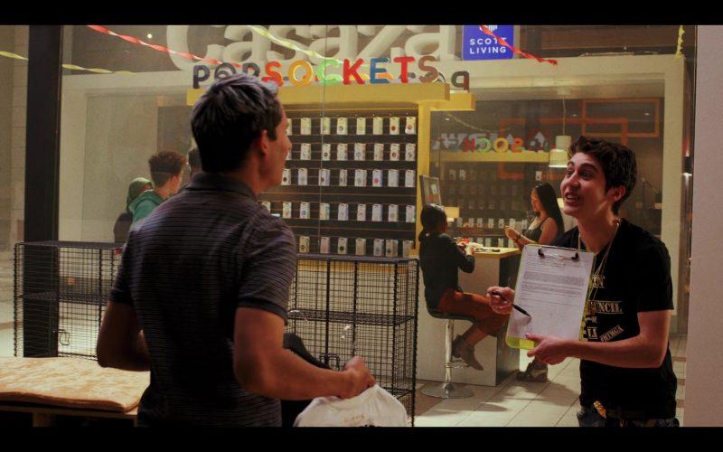Casaza, Popsockets, Scott Living in Daybreak Season 1 Episode 5