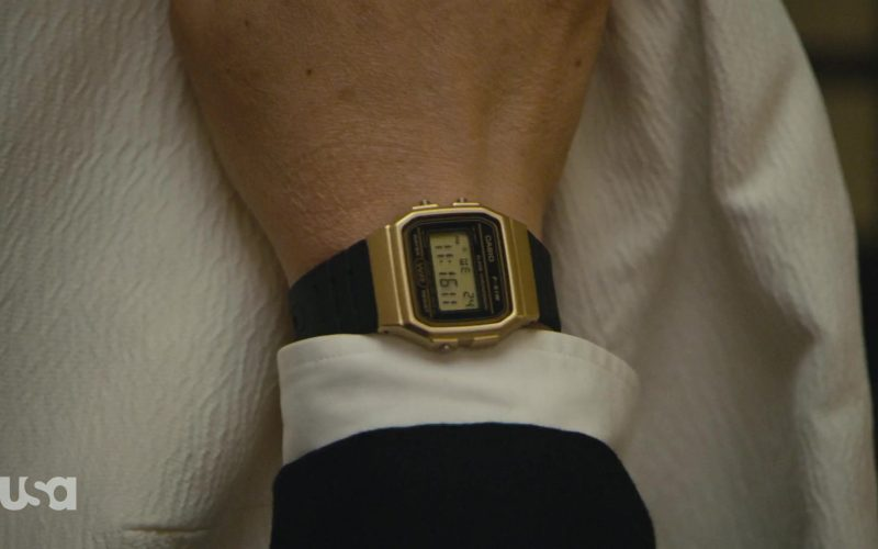 Casio Watch in Mr. Robot Season 4 Episode 3 403 Forbidden