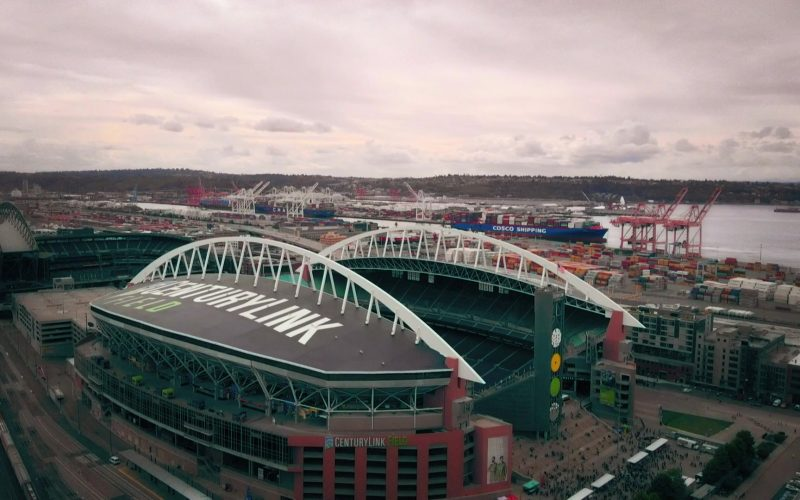 CenturyLink Field Stadium in Ballers