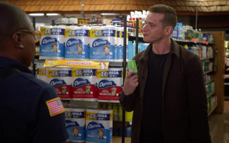 "Charmin Toilet Paper in 9-1-1 Season 3 Episode 5 ""Rage"" (3)"