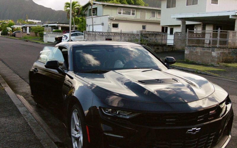 Chevrolet Camaro SS Car in Hawaii Five-0 (1)