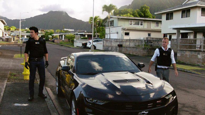 Chevrolet Camaro SS Car in Hawaii Five-0 (2)