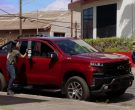 Chevrolet Silverado Red Car in Hawaii Five-0 Season 10 Episode 3 (3)