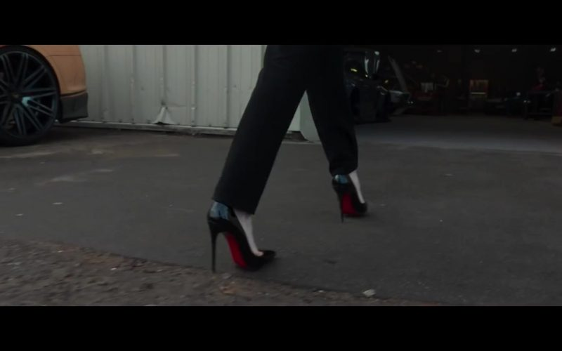 Christian Louboutin Pumps Worn by Michelle Dockery in The Gentlemen