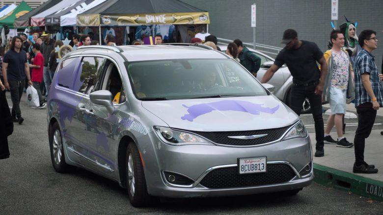 Chrysler Car in Ballers