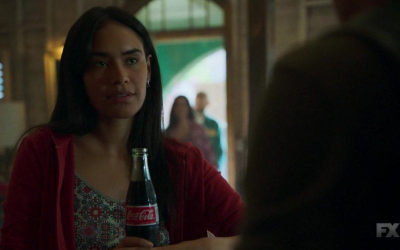 Coca-Cola in Mayans M.C.