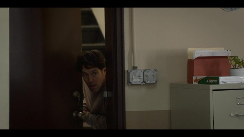Comet Paper in Living with Yourself Season 1 Episode 8 Nice Knowing You (1)