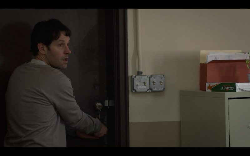 Comet Paper in Living with Yourself Season 1 Episode 8 Nice Knowing You (2)